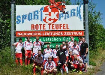 Fußball Landesmeisterschaft Rheinland-Pfalz der Werkstätten für behinderte Menschen