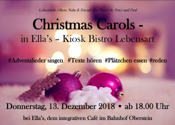 Christmas Carols im Ella's – 13.12. + Video