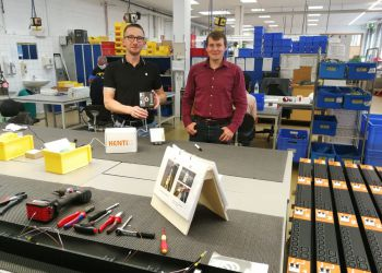 SmartXcan an Nahe-Hunsrück-Werkstatt der Lebenshilfe Obere Nahe gGmbH / Soziale Dienste und Einrichtungen gespendet